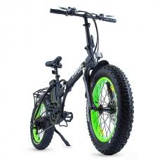 Велогибрид Fatbike Pride-2 500W